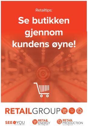Se butikken gjennom kundens øyne!